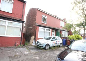 Thumbnail 3 bed semi-detached house for sale in Chapel Street, Levenshulme