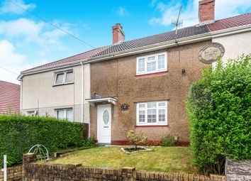 Thumbnail 2 bed terraced house for sale in Teilo Crescent, Mayhill, Swansea