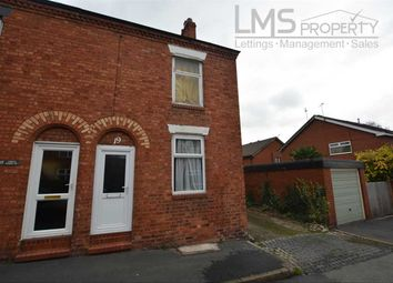 Thumbnail 2 bed end terrace house for sale in Lower Haig Street, Winsford