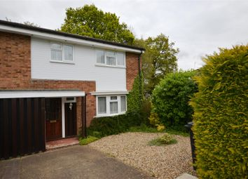 Thumbnail 3 bedroom end terrace house for sale in Spruce Way, Park Street, St. Albans