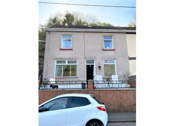 Thumbnail 3 bed end terrace house for sale in Blaencuffin Road, Abertillery