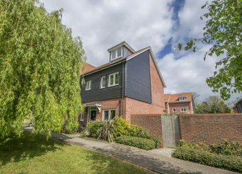 Thumbnail 4 bed terraced house to rent in Schuster Close, Cholsey Meadows, Cholsey, Wallingford