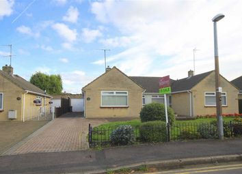 Thumbnail 3 bed semi-detached bungalow for sale in Pen Close, Swindon, Wiltshire