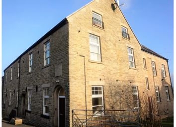 Thumbnail 2 bedroom flat for sale in Ewart Court, Glossop
