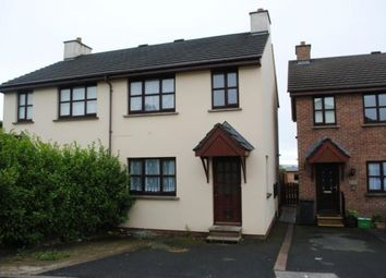 Thumbnail 3 bed town house to rent in Abbeyfields, Douglas