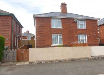 Thumbnail 2 bed property to rent in Briar Crescent, Exeter
