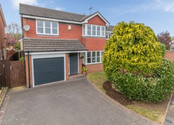 Thumbnail 4 bed detached house for sale in Needwood Way, Narborough