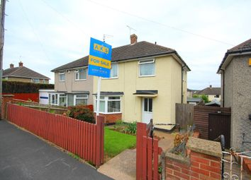 Thumbnail 3 bed semi-detached house for sale in Matlock Road, Chaddesden, Derby