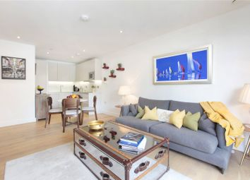 Thumbnail 1 bed property for sale in Cobalt Place, Battersea, London