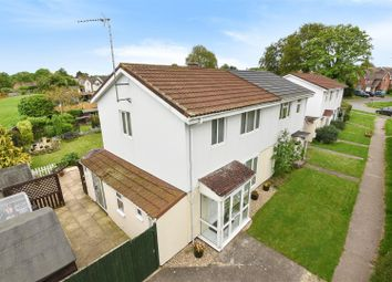 Thumbnail 3 bed semi-detached house for sale in Foliat Drive, Wantage