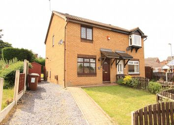 Thumbnail 3 bed semi-detached house for sale in Aberfield Drive, Crigglestone, West Yorkshire