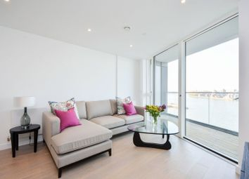 Thumbnail 1 bed flat for sale in River Gardens Walk, Greenwich