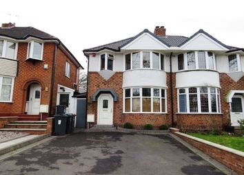 Thumbnail 3 bedroom property to rent in Corisande Road, Selly Oak