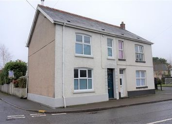 Thumbnail 3 bed semi-detached house for sale in Church Street, Llandybie, Ammanford