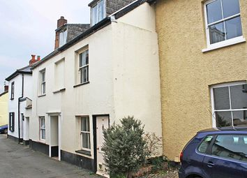 Thumbnail 3 bed terraced house to rent in Higher Shapter Street, Topsham, Exeter