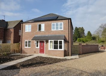 Thumbnail 4 bed detached house for sale in The Chase, Leverington Road, Wisbech