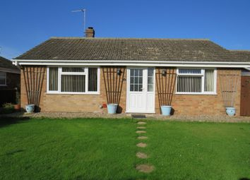 Thumbnail 2 bed detached bungalow for sale in Thorn Road, Catfield, Great Yarmouth