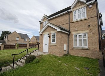 Thumbnail 3 bed semi-detached house for sale in Maynell Close, Bradford, West Yorkshire