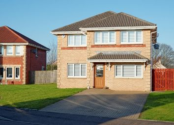 Thumbnail 6 bed detached house for sale in Lavender Court, Uddingston, North Lanarkshire