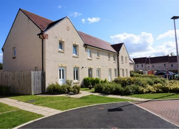 Thumbnail 3 bed end terrace house for sale in Wester Kippielaw Medway, Dalkeith