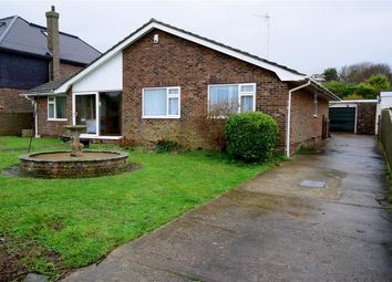 Thumbnail 4 bed detached bungalow for sale in Greenways, Ovingdean, Brighton, East Sussex