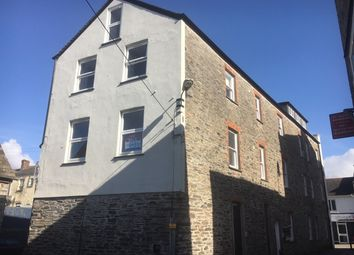Thumbnail 1 bed flat for sale in Molesworth Street, Wadebridge