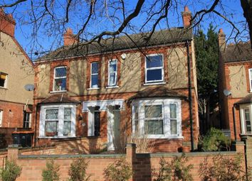 Thumbnail 3 bed semi-detached house for sale in Goldington Road, Bedford