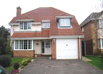 Thumbnail 4 bed detached house to rent in Pippin Place, Wisbech