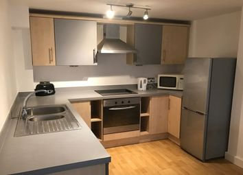 Thumbnail 2 bed flat to rent in Collier Street, City Centre