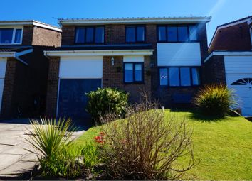 Thumbnail 4 bed link-detached house for sale in Rookery Close, Stalybridge