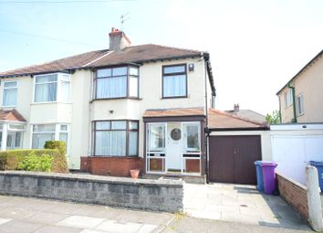 Thumbnail 3 bed semi-detached house for sale in Ryegate Road, Grassendale, Liverpool