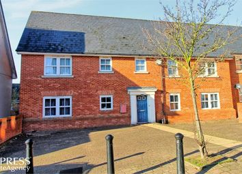 Thumbnail 3 bed maisonette for sale in Rouse Way, Colchester, Essex