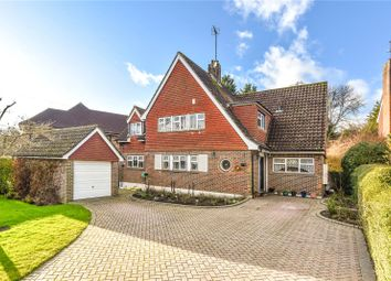 Thumbnail 4 bedroom detached house for sale in Lucastes Lane, Haywards Heath, West Sussex