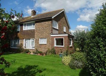 Thumbnail 3 bed semi-detached house to rent in Thirlmere Way, Felpham, Bognor Regis