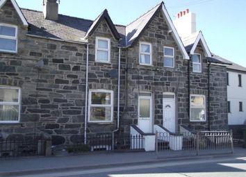 Thumbnail 2 bed terraced house for sale in Douglas Terrace, Bethesda, Bangor, Gwynedd
