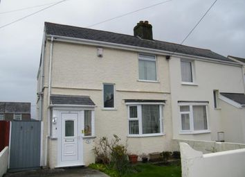 Thumbnail 3 bedroom semi-detached house for sale in Higher St. Budeaux, Plymouth, Devon
