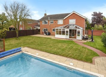 Thumbnail 4 bed detached house for sale in Chapel Lane, Sibsey