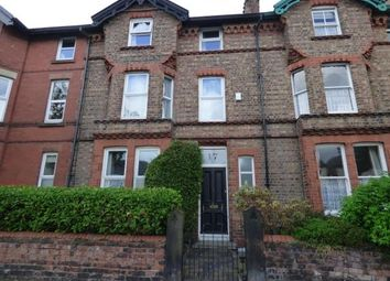 Thumbnail 6 bed terraced house for sale in Manor Road, Crosby, Liverpool, Merseyside