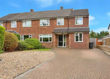 Thumbnail 4 bed semi-detached house for sale in Rowlatt Drive, St.Albans