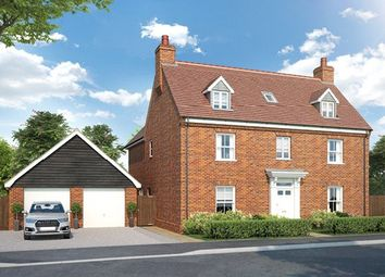 Thumbnail 5 bed property for sale in Kingley Grove, New Road, Melbourn, Royston, Cambridgeshire