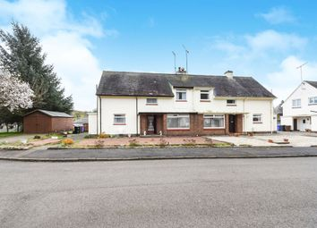 Thumbnail 3 bedroom semi-detached house for sale in Thornwood Drive, Lugar, Cumnock