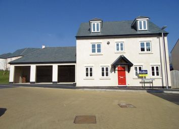 Thumbnail 6 bed detached house for sale in Tappers Lane, Yealmpton, Plymouth, Devon