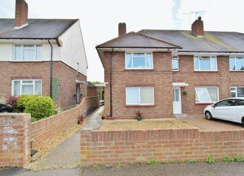 Thumbnail 2 bed flat for sale in Chelmsford Avenue, Collier Row, Romord