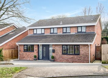 Gilbertstone Close, Redditch B98. 4 bed detached house for sale