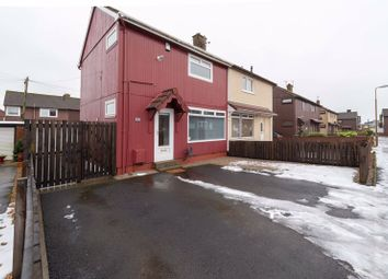Thumbnail 2 bed semi-detached house for sale in Chestnut Avenue, Whitburn