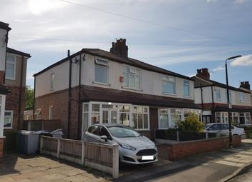 Thumbnail 3 bed semi-detached house for sale in Harcourt Road, Altrincham, Greater Manchester, .