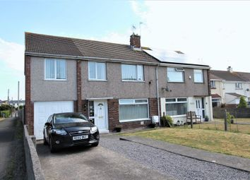 Thumbnail 5 bed semi-detached house for sale in Pantycelyn Place, St. Athan, Barry