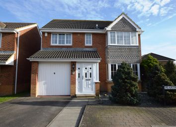 Thumbnail 4 bed detached house for sale in Peartree Field, Portishead, Bristol