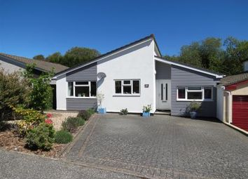 Thumbnail 4 bed semi-detached bungalow for sale in Edinburgh Close, Carlyon Bay, St. Austell