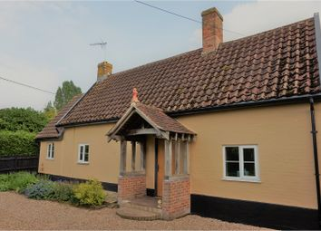 Thumbnail 2 bed detached house for sale in Earls Green, Bacton